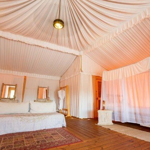 Interior habitación 2 - Eco del Mar