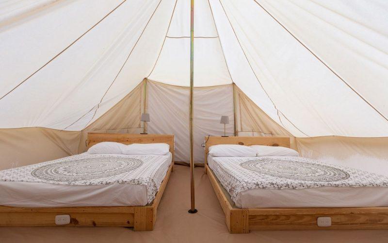 Touareg tents - Eco del Mar